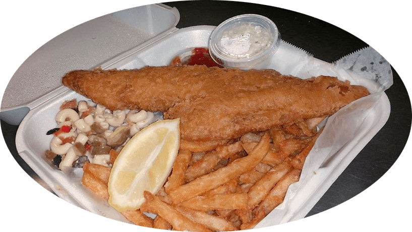 Daily Fish Fry in Rochester, NY